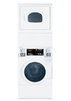 Speed Queen Multi-Housing Stacked Washer Dryer Combo
