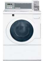 Huebsch Rear Control Multi-Housing Washer
